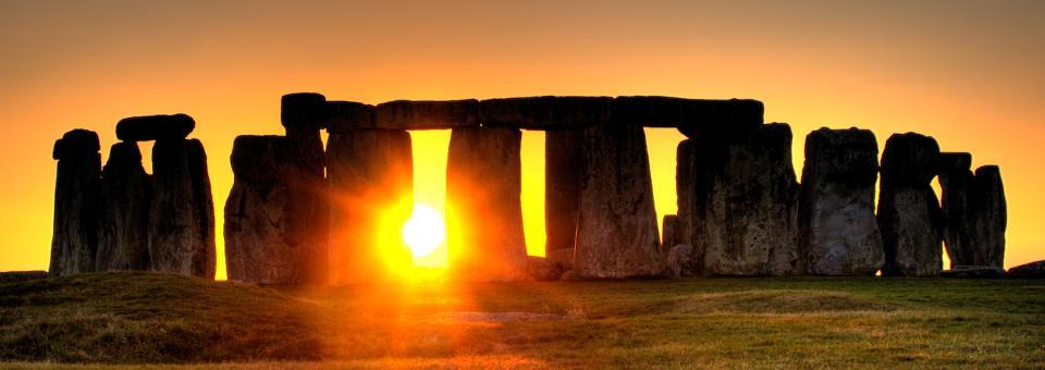 Stonehenge - Alba solstizio d'estate - Arcieri di YR