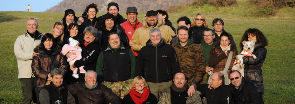 Arcieri di YR - Foto di Gruppo