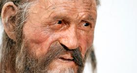 Ötzi - l'Arciere di ghiaccio - Arcieri diYr