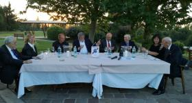 tavolo dei presidenti